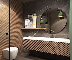Łazienka styl Eklektyczny - zdjęcie od razoo-architekci