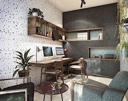 Rybical - dom nad jeziorem - Biuro, styl nowoczesny - zdjęcie od razoo-architekci - Homebook