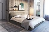Sypialnia - zdjęcie od razoo-architekci - homebook