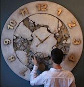 Zegar design- Duże zegary ścienne