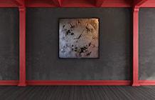 zegar ścienny retro - zdjęcie od ZegaryDesign