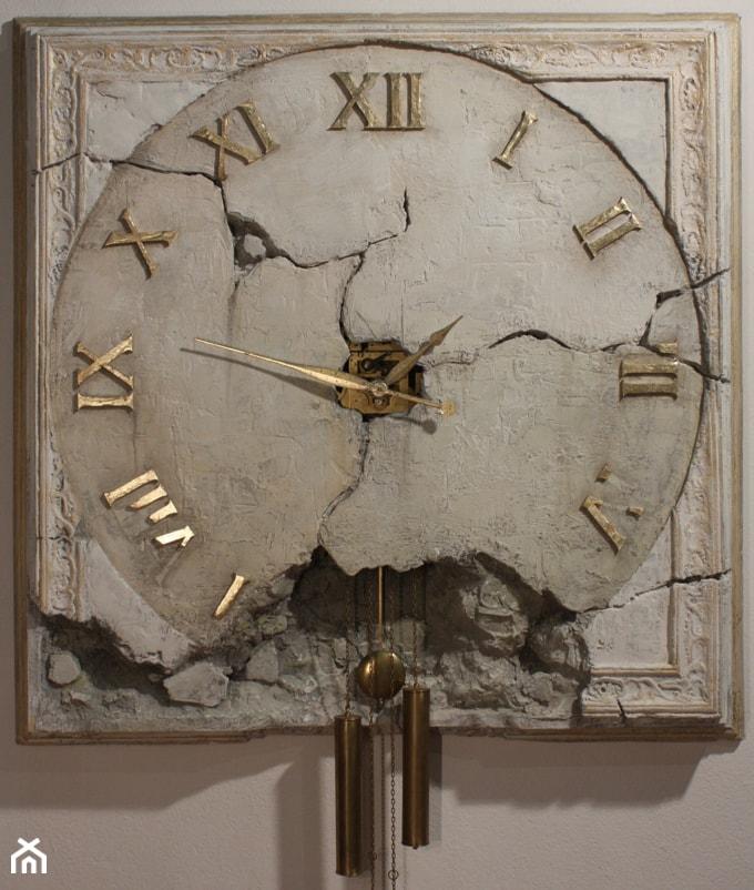 Duży Zegar ścienny Zdjęcie Od Zegarydesign Homebook