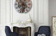 zegar ścienny z wahadłem - zdjęcie od ZegaryDesign