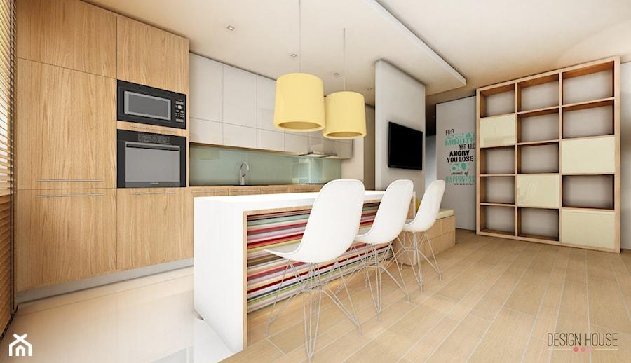 Projekt mieszkania w bia ymstoku zdj cie od design house for Www design house com