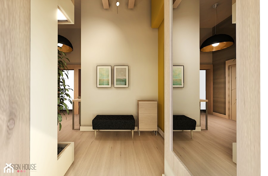 Mieszkanie na m ynowej zdj cie od design house for Www design house com