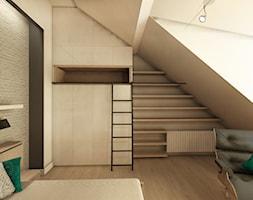 Sypialnia w mieszkaniu w bia ymstoku zdj cie od design for Www design house com