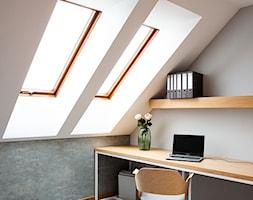 domowe biuro - zdjęcie od DESIGN HOUSE