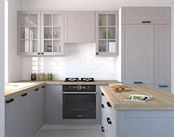 Projekt+kuchni+w+Stylu+Skandynawskim+-+zdj%C4%99cie+od+WOSMEBL+Rzesz%C3%B3w+Meble+na+wymiar