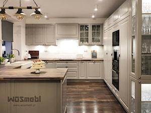 Kuchnia w Stylu Hampton - zdjęcie od WOSMEBL Rzeszów Meble na wymiar