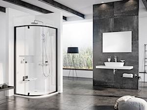 Czerń w łazience – jak wprowadzić modny trend do swojego wnętrza?