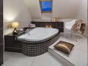 Łazienka w stylu glamour - zdjęcie od RAVAK