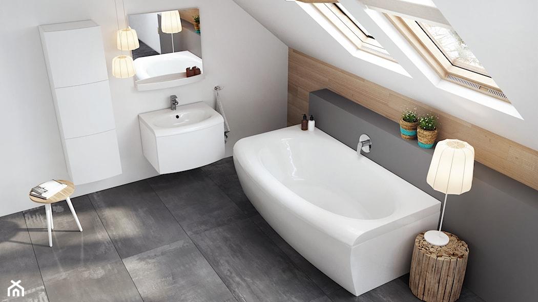 Jak Urządzić łazienkę Ze Skosami Homebook