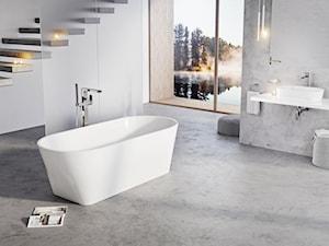 Łazienka z wanną wolnostojącą, czyli wyjątkowa strefa relaksu w Twoim domu