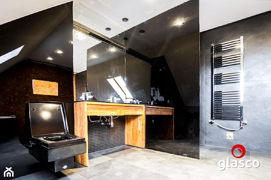 Glasco Liczy się EFEKT - Średnia łazienka na poddaszu - zdjęcie od Glasco