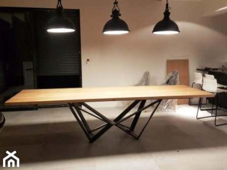 Meble Industrialne Loftowe Salon Styl Industrialny Zdjecie Od