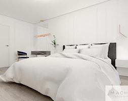 Z mocą granatu - sypialnia - zdjęcie od Machowska Studio Projektowe - Homebook
