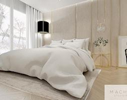 Elegancja+w+nowoczesnym+wydaniu+-+sypialnia+-+zdj%C4%99cie+od+Machowska+Studio+Projektowe