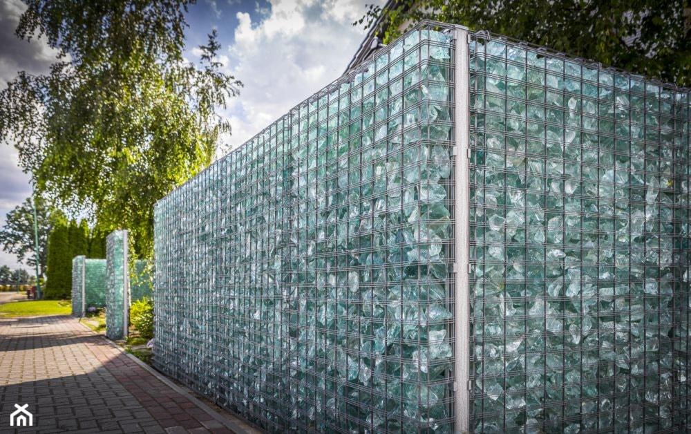 Ogromny Ogrodzenia gabionowe: jak zrobić modne ogrodzenie z gabionów DG18