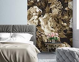 Kwiaty w sepii - zdjęcie od ubierzsciany.pl - Homebook