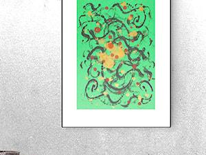 abstrakcja grafika - zdjęcie od annasko