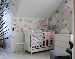 Różowo zielone królestwo małej księżniczki - zdjęcie od NOVI_projektowanie