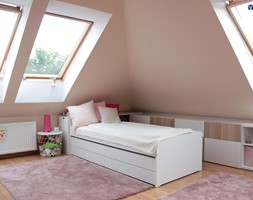 Metamorfoza pokoju Ani - zdjęcie od NOVI_projektowanie