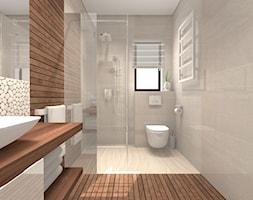 wizualizacja projektu - zdjęcie od Pracownia Projektowania Wnętrz Małgorzata Czapla