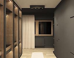 JAPANESE CUT   2018 - Duża garderoba, styl minimalistyczny - zdjęcie od L42 Architektura