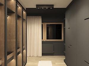JAPANESE CUT | 2018 - Duża garderoba, styl minimalistyczny - zdjęcie od L42 Architektura