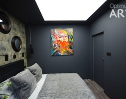 Metamorfoza sypialni - zdjęcie od OptimumArt Pracownia Aranżacji Wnętrz - Homebook