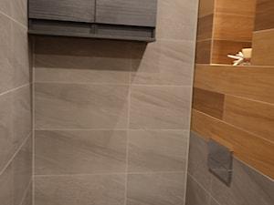 Łazienka w bloku z wielkiej płyty
