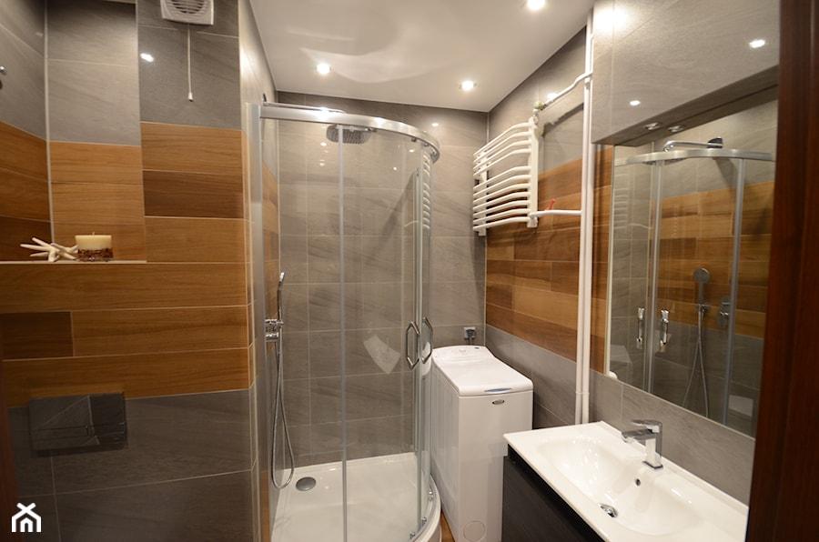 Metamorfoza łazienki W Bloku Zdjęcie Od Optimumart Pracownia