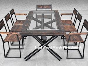 Steel Wood Marek Wyrzykowski - Producent