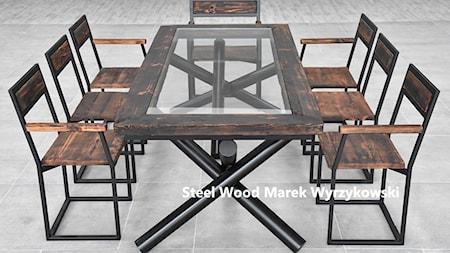 Steel Wood Marek Wyrzykowski
