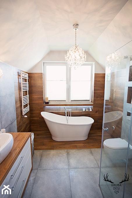Wspólne Jak urządzić łazienkę w stylu eklektycznym – 5 pomysłów - homebook QX-67