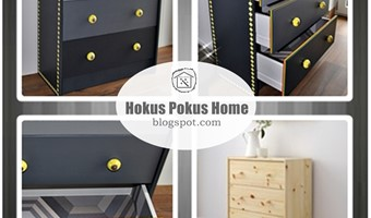 Hokus Pokus Home - Bloger