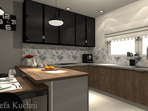 Kuchnia - projekt dla klienta