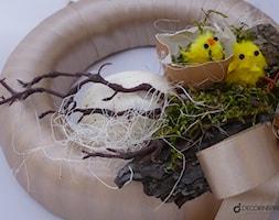 Wielkanocne wianki - zdjęcie od decorinspire.pl - Homebook