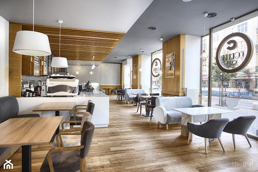 Cafe Corner, Gdynia - zdjęcie od Ideograf