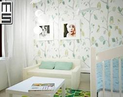 Aranżacja pokoju dziecięcego w stylu klasycznym - zdjęcie od jms STUDIO s.c.