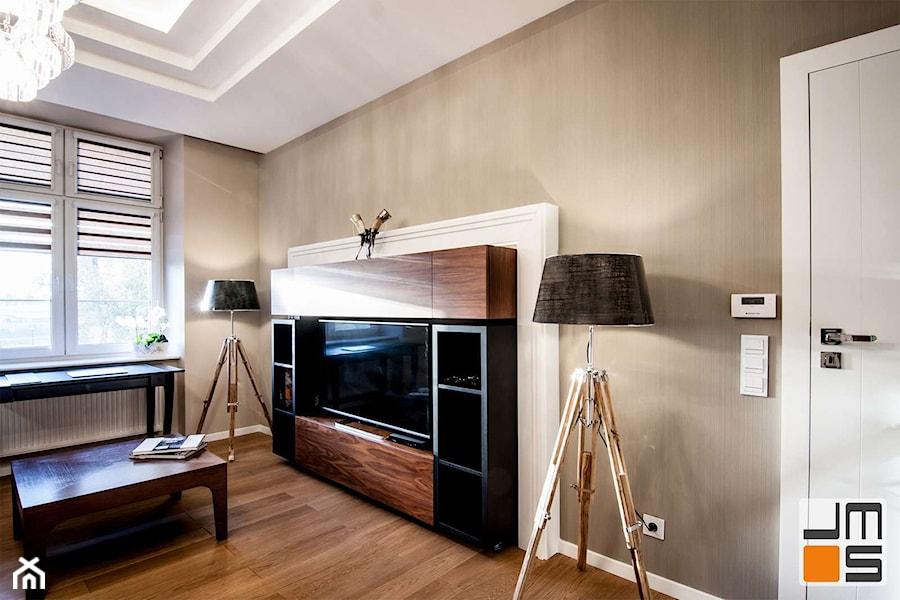 pomys� na oświetlenie salonu zdjęcie od jms studio sc