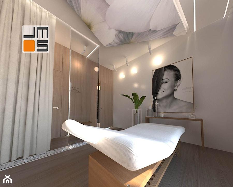 Pomysł Na Dekoracyjny Sufit We Wnętrzu Salon Kosmetyczny