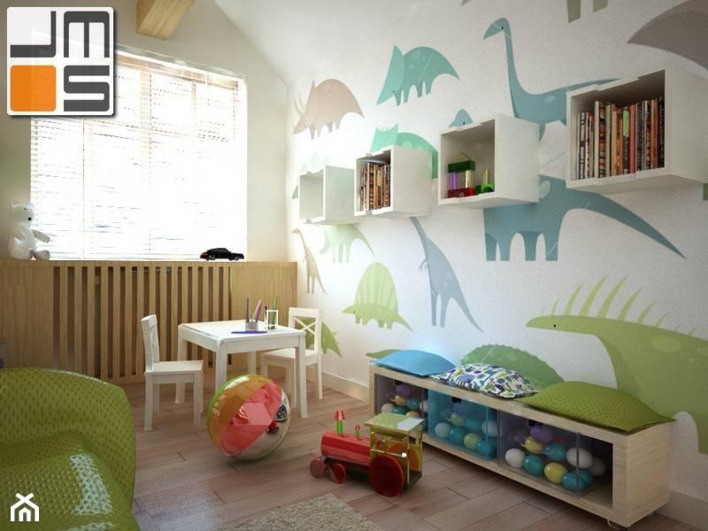 Projekt Przytulnego Pokoju Dziecięcego Pomysłowa Dekoracja