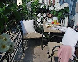 balkon - zdjęcie od Decolatorium