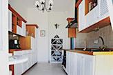 metamorfoza klasycznej kuchni za pomocą farb do drewna
