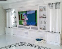 Salon, styl industrialny - zdjęcie od Elen Meble - Homebook