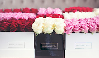 Luxury-Flowers - Sklep