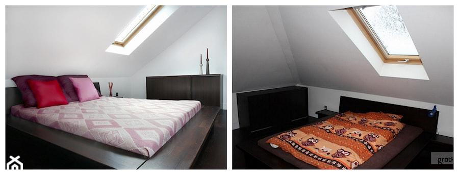 Home Staging Sypialnia Skosy Zdjęcie Od Nika Chwietczuk