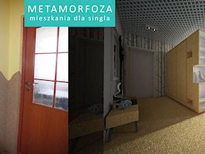 Mieszkanie dla singla METAMORFOZA