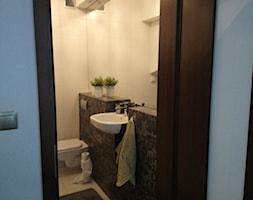 Metamorfoza małej łazienki - Łazienka - zdjęcie od ROOM STUDIO - Homebook